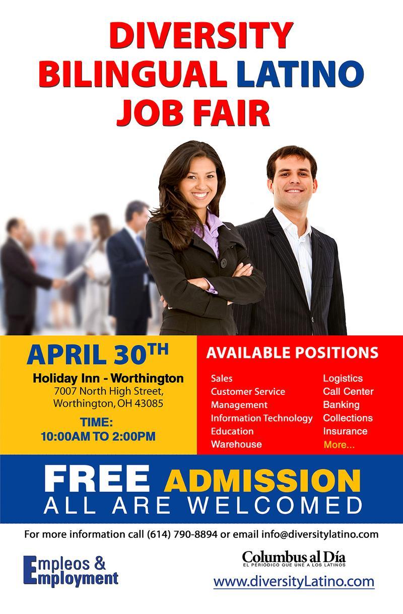 2013 Spring Job Fair