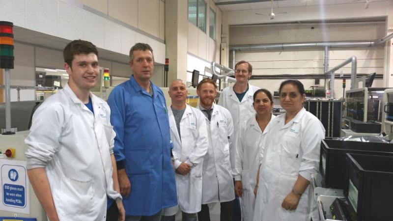 Texcel - new staff for May 2015