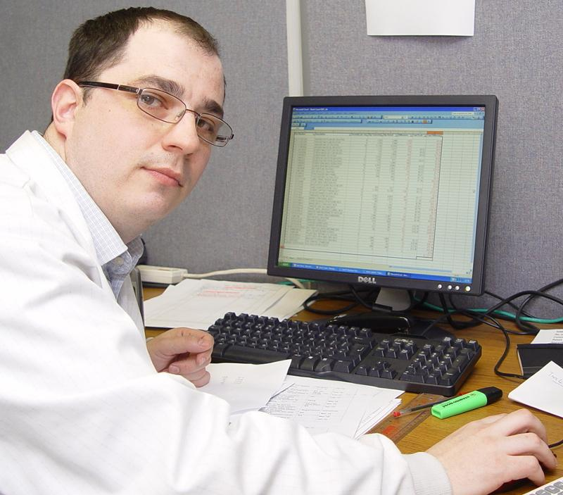 Paul Beal - Systems Specialist