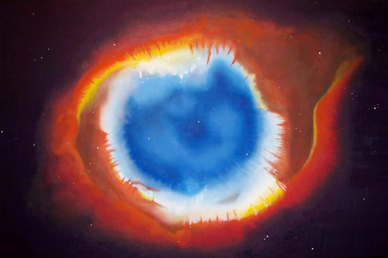 Eye of God - Helix Nebula NCG 7293 - Hubble