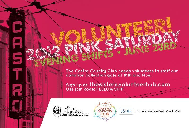 Pink Saturday 2012