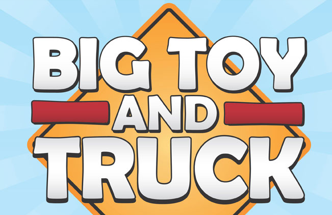 big toy and truck
