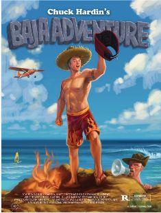 Chuck's Baja Adventure articel, 1st page