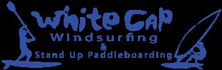Whitecap windsurfing and SUP logo