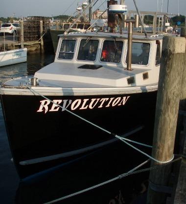 revolution boat