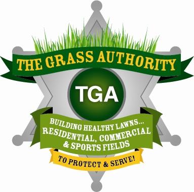 Grass Authority Logo