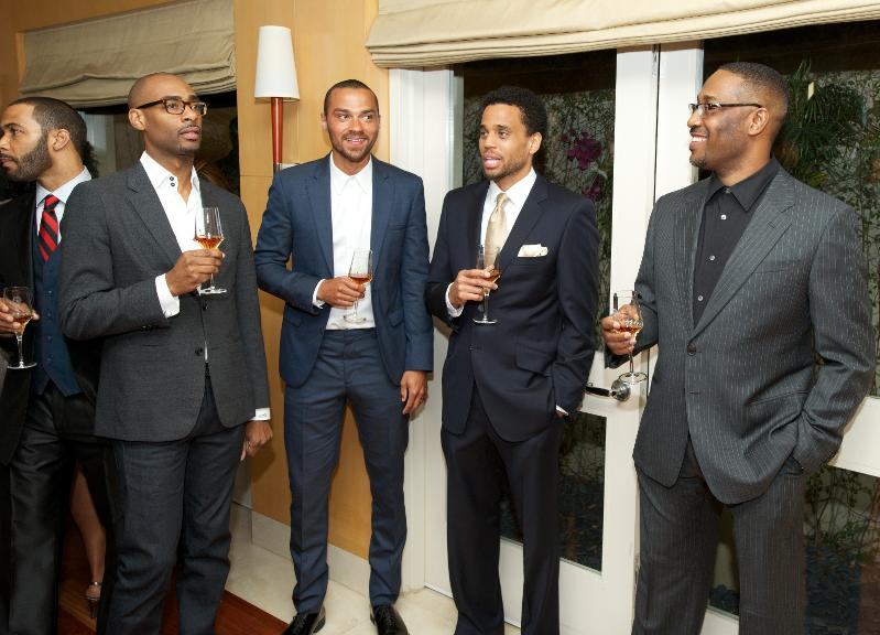 Charles King Jesse Williams Michael Ealy George Tillman Jr