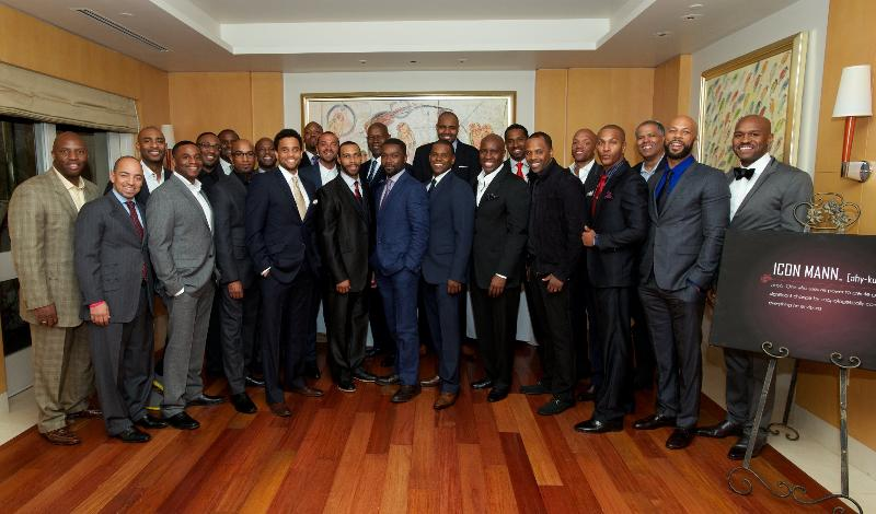 ICON MANN Power 30 Dinner Group Photo