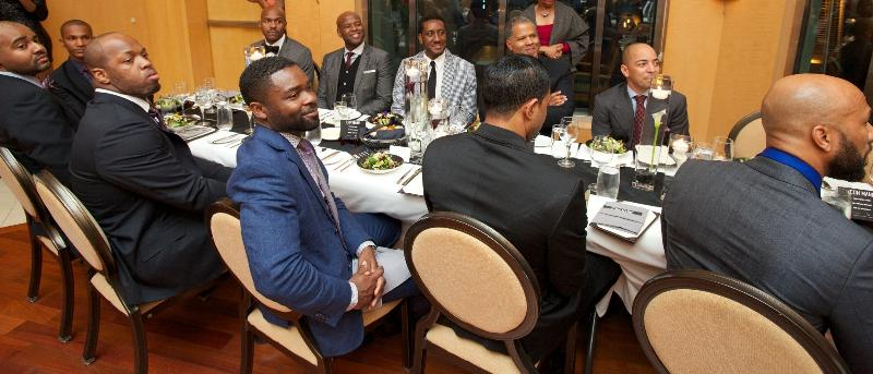 ICON MANN Power 30 Dinner