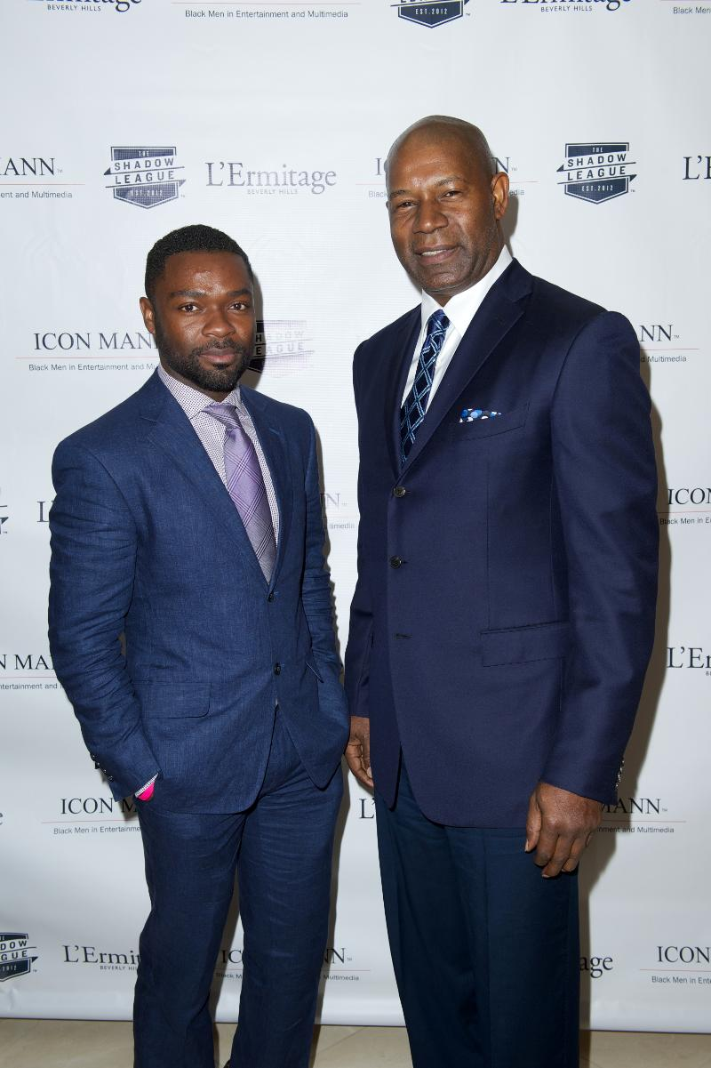 David Oyelowo and Dennis Haysbert