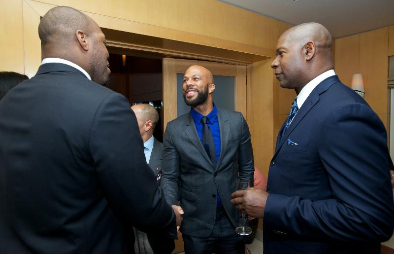 Terrell Suggs Common Dennis Haysbert