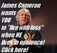 James Cameron lecturing