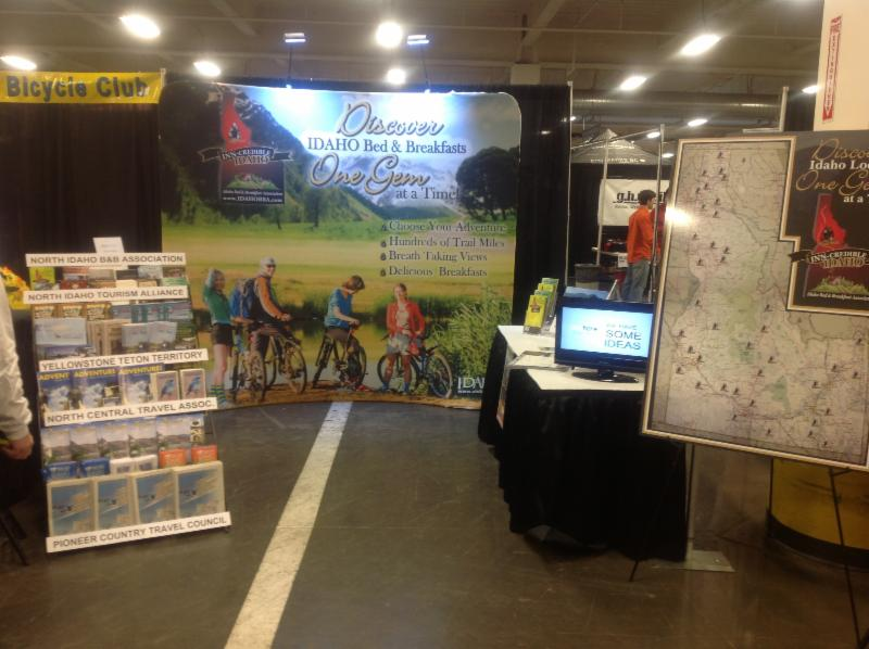 Seattle Trade Show Booth