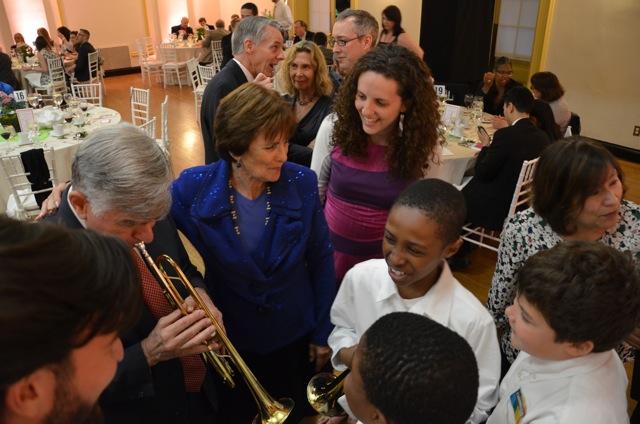 Landmarks Orchestra Meets the Gov