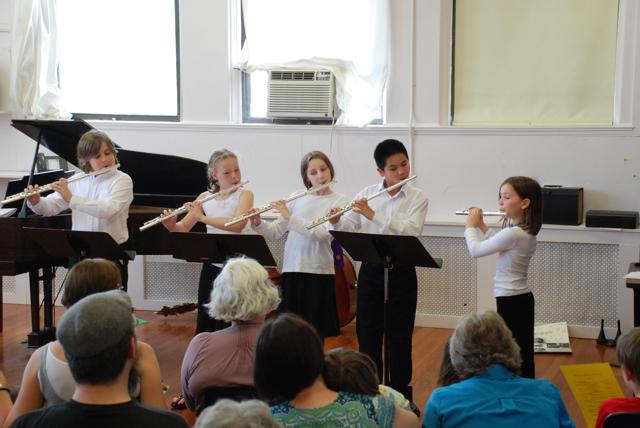 5 flutes