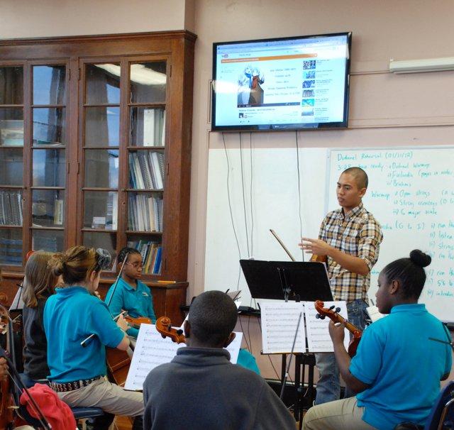 Orchestra Technology