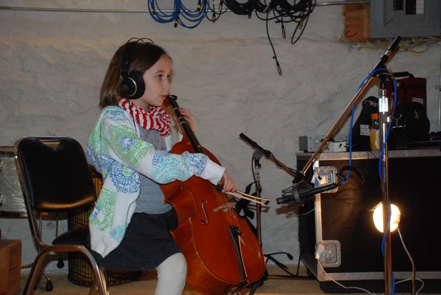 Tess Recording