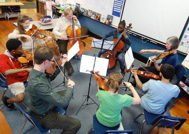 ProArte Quartet Teach