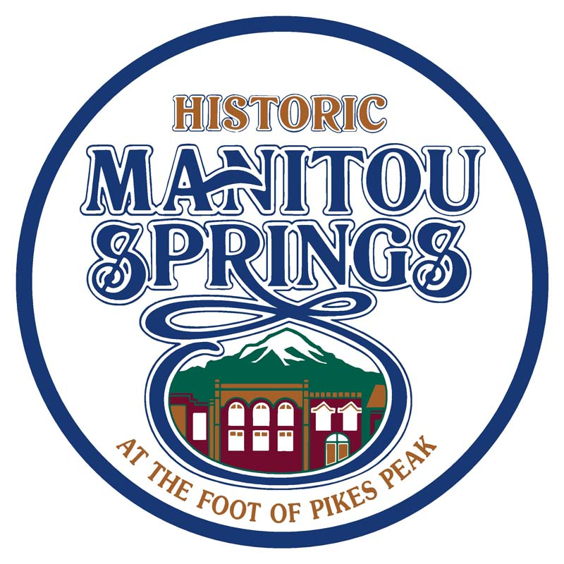 Manitou Springs City Logo