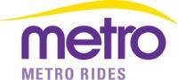 Metro Rides Logo