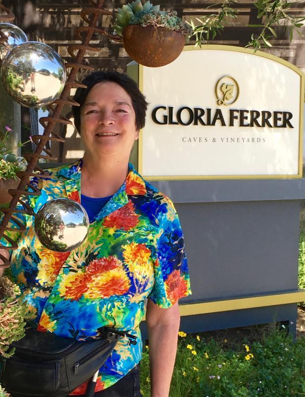 Rosina at Gloria Ferrier