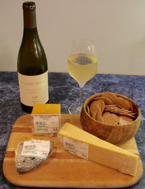 Enjoying National Wine and Cheese Day with a Guest Post from Gwendolyn Alley, The Wine Predator