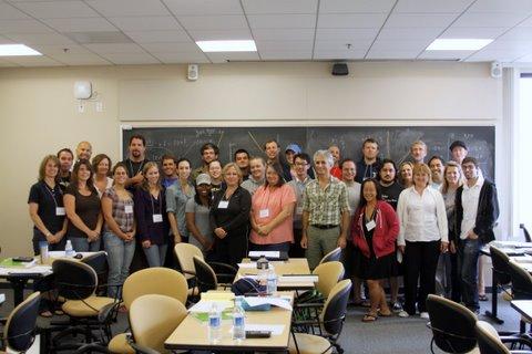 Summer Institute Fellows 2010 Classroom