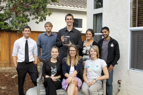 SDSA award 2011