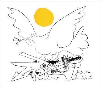 picasso spirit dove