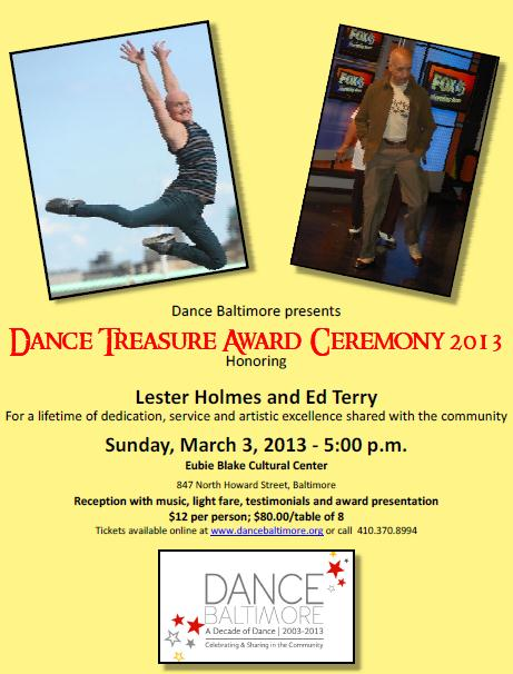Dance Treasures 2013