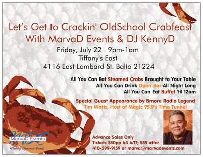 MarvaD Crab Feast