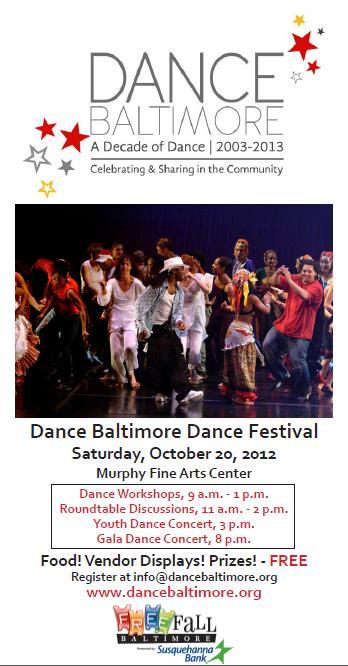 DB 2012 Dance Fest