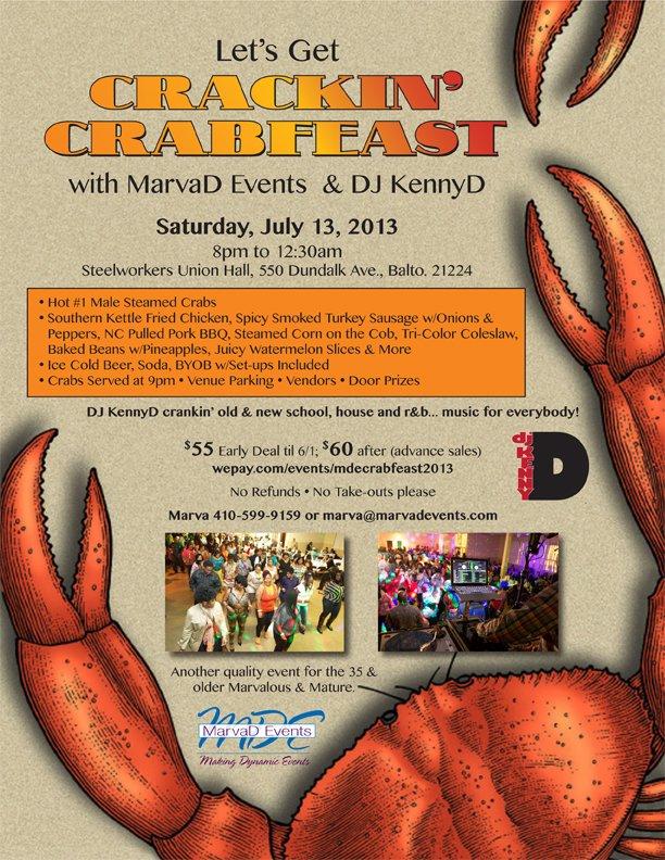 Crabfeast 2013