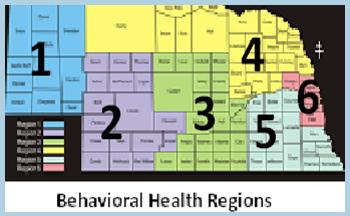 BH Regions