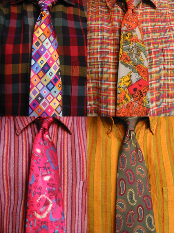 Shirts and Ties
