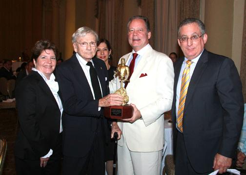 Darla Thompson, Bob Fewell, Alan Morris, and