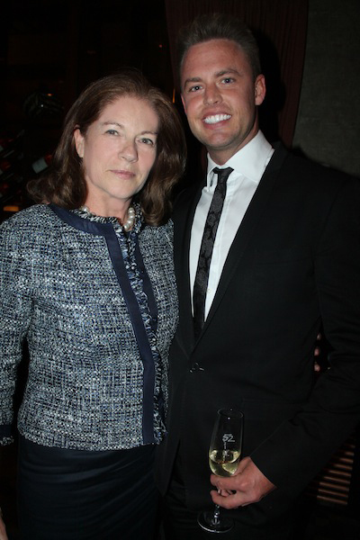 Aura Reinhardt and Matthew Meehan
