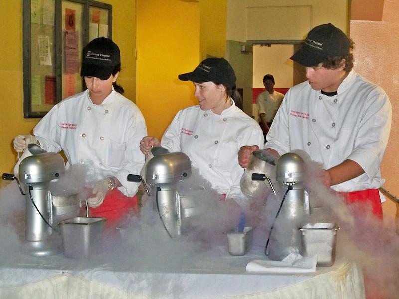 Coral Gables Senior High Culinary Arts Program
