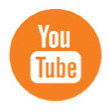 orange youtube icon