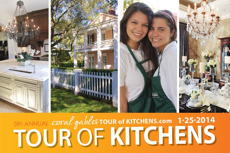 2014 Coral Gables Tour of Kitchens