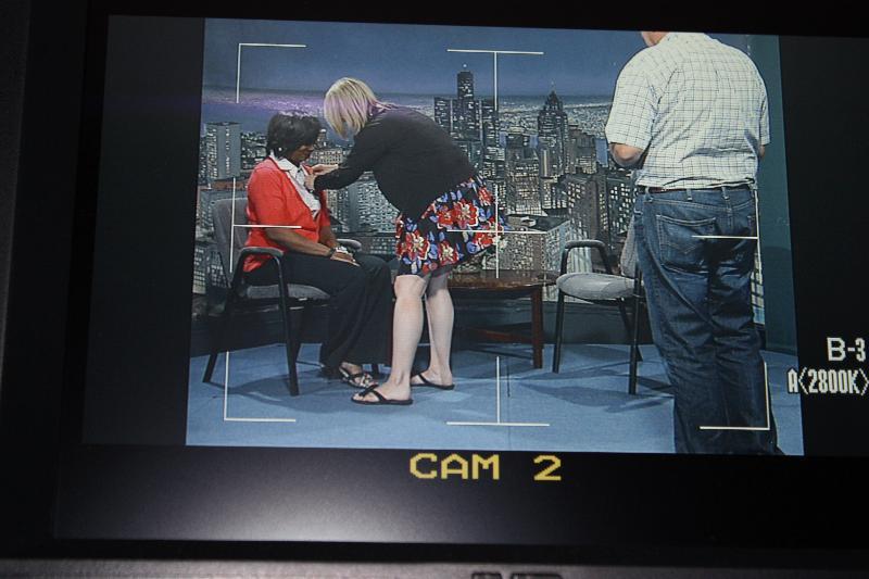 Shell Jones on WMTV