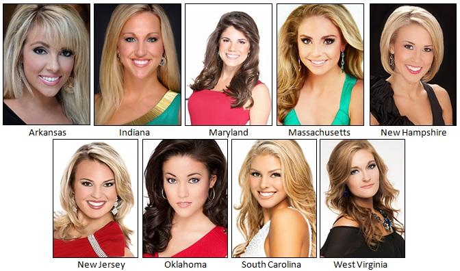 Miss America's Outstanding Teen Organization Wishes Nine