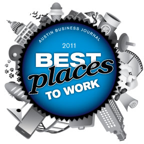 Vintage IT Best Places to Work 2011