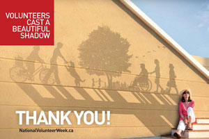 National Volunteers Week