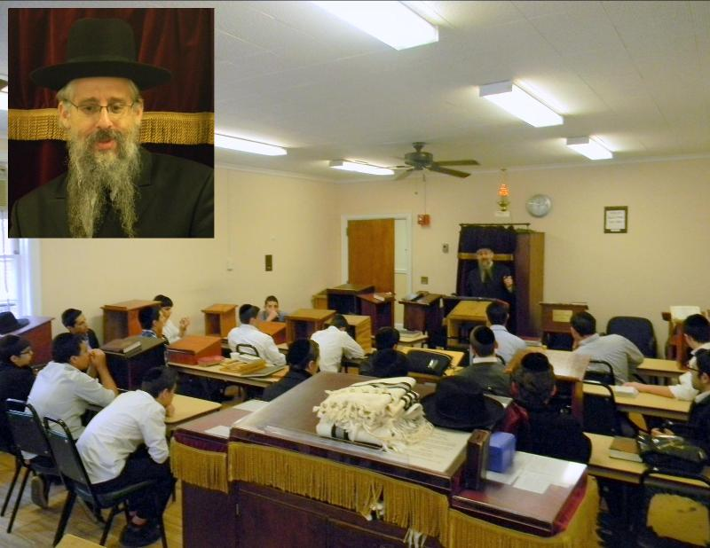 rabbi speaking