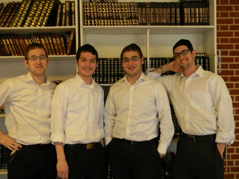 Ner Yisrael guys