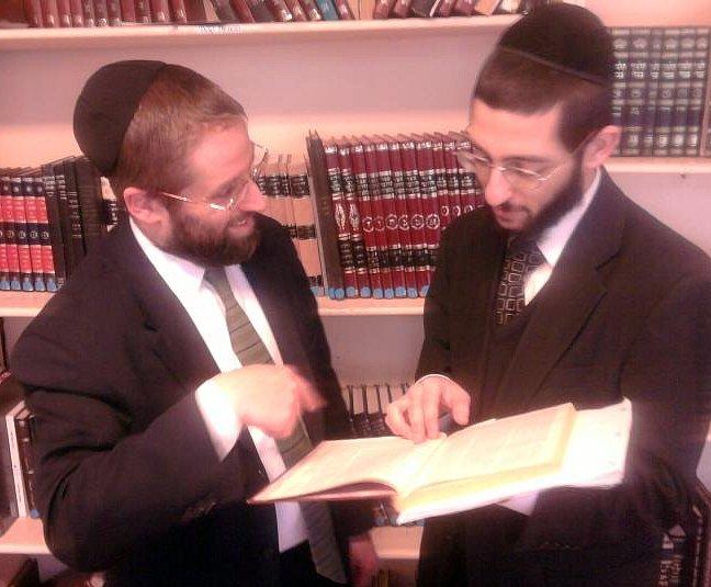 Rabbi E and Rabbi G