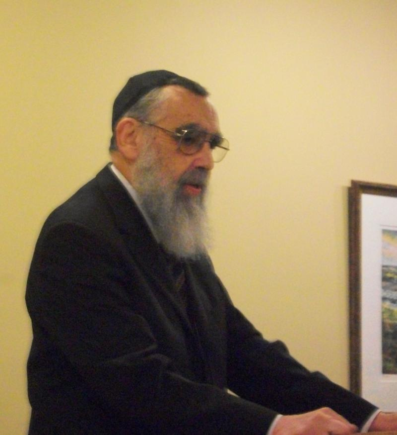 r' emanuel feldman speaking