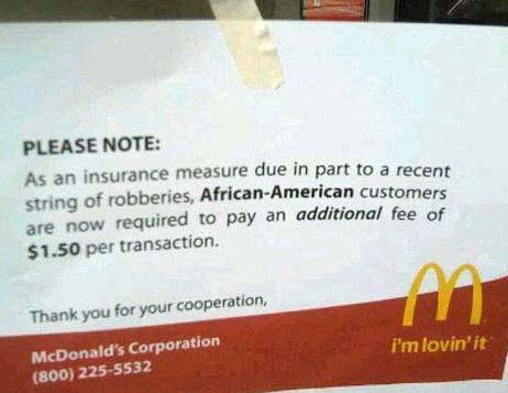 Racist hoax posting 2.13
