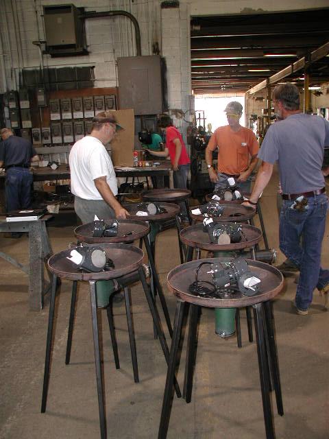 Forge Building Workshop